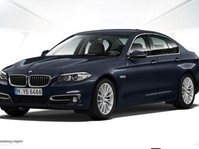 gebraucht BMW 520 d Luxury Line Navi Prof. Innovationsp. Aut.