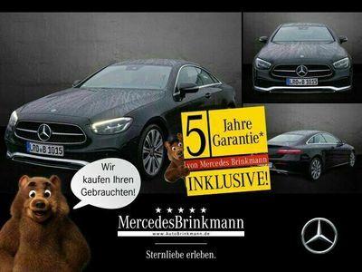 gebraucht Mercedes E300 Coupé AVANTGARDE Exterieur/LED/SHZ/Kamera