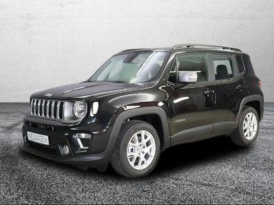 gebraucht Jeep Renegade Limited 1,3 DSG