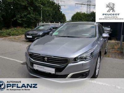 gebraucht Peugeot 508 SW Allure 1.6 BlueHDi 120 EAT6 (EURO 6)
