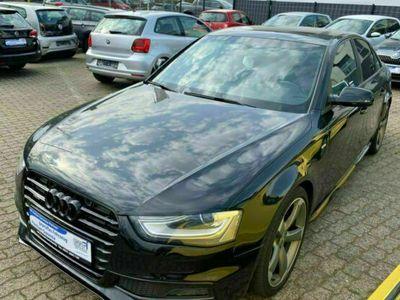 gebraucht Audi A4 Lim. S line Sportpaket / plus quattro