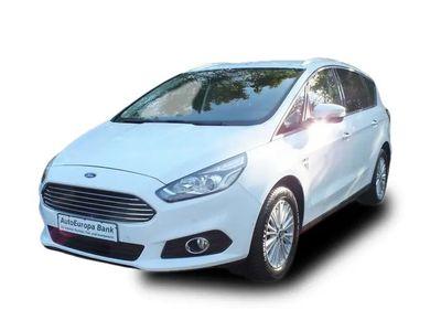 gebraucht Ford S-MAX 1.5 Business 7-Si. Navi Lenk/SHZ Euro6d-Temp