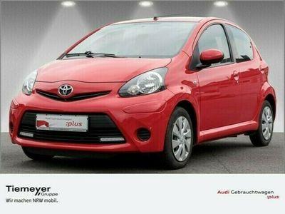 gebraucht Toyota Aygo 1.0 Cool & Go NAVI ZV KLIMA BLUETOOTH