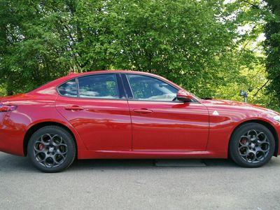 gebraucht Alfa Romeo Giulia Super Automatik Rosso Alfa