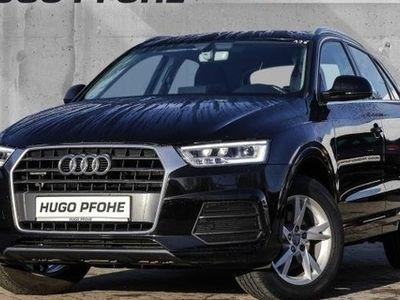 gebraucht Audi Q3 quattro S tronic / Navi / LED / SHZ