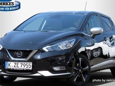 gebraucht Nissan Micra 1.5 dCi N-Connecta KLIMA PDC KAMERA NAVI