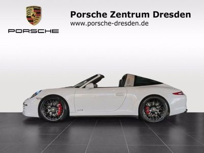 gebraucht Porsche 911 Targa 4GTS / BOSE / LED / PDCC / ACC