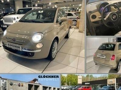 gebraucht Fiat 500 1.2 8V Lounge 51KW (69PS)