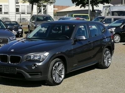 gebraucht BMW X1 xDrive20i+Sp.Sitze+NaviB+LMF+PDC+Leder+Klima