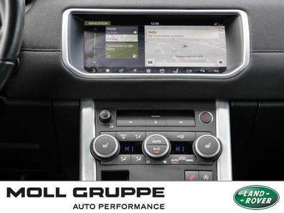 gebraucht Land Rover Range Rover evoque SE Dynamic 2.0 TD4 Keyless el. Sitze