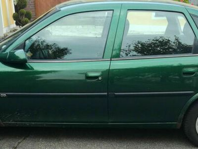 gebraucht Opel Vectra 1.8 CD Limo 1 hand, TÜV läuft aus,