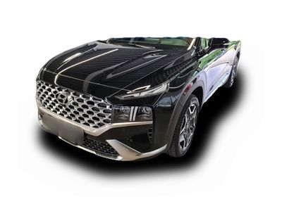 gebraucht Hyundai Santa Fe FL Hybrid 1.6T-GDi 4WD Prime Automatik SmartKey Nav
