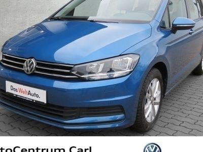 gebraucht VW Touran Comfortline 1.4TSI DSG 7-Sitze/AirCare/ASG 3J-100TKM KLIMA ALU
