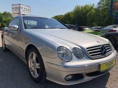 używany Mercedes CL500 ( Top zust.1.Hand )