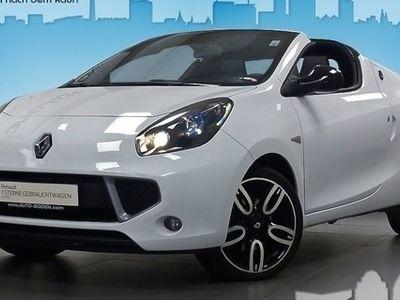 gebraucht Renault Wind 1.6 13 SHZ KLIMA LM-Felgen BT ZV SERVO eFH