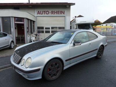 gebraucht Mercedes CLK200 200Coupe Navi Xenon Klimaaut Leder TÜV12/18