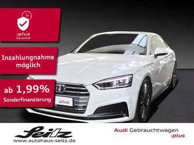 gebraucht Audi A5 Coupe 40 TFSI S line NAVI*DAB*LED