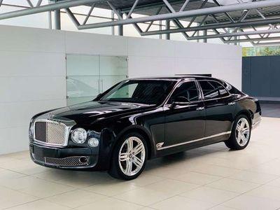 gebraucht Bentley Mulsanne Muliner