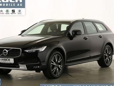 gebraucht Volvo V90 CC D5 AWD Pro IntelliS 360 VoC StdHzg uvm.