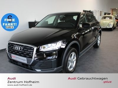 gebraucht Audi Q2 1.6 TDI 85 kW *LED*PDC+*Connectivity*MFL*ASP Pr