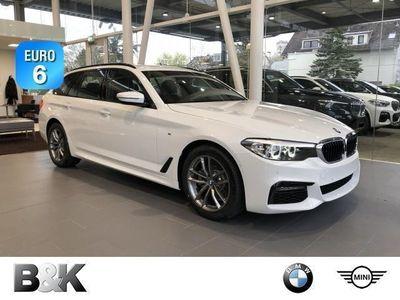 käytetty BMW 520 d Touring, M Sportpaket, Navi, LED, Alarmanlage