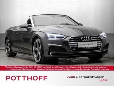 gebraucht Audi A5 Cabriolet 40 TDi sport S-line NaviPlus