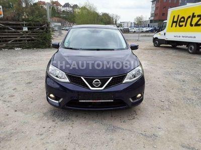gebraucht Nissan Pulsar Acenta Euro 5 Sitzheizung
