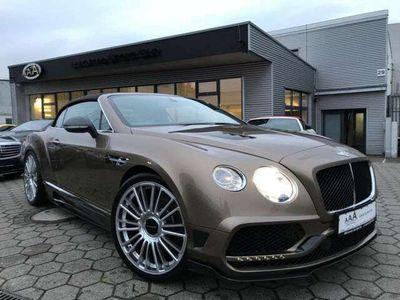 gebraucht Bentley Continental GTC V8 MULLINER MANSORY