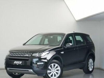 gebraucht Land Rover Discovery Sport 2.0 TD4 SUV (Navi Leder Xenon)