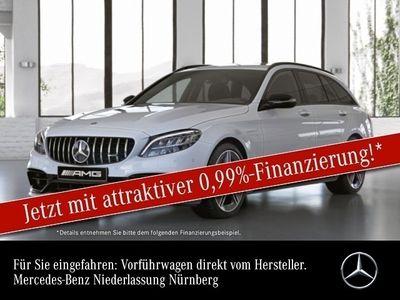 gebraucht Mercedes C63 AMG AMG S T Driversp Perf-Abgas Burmester LED PTS