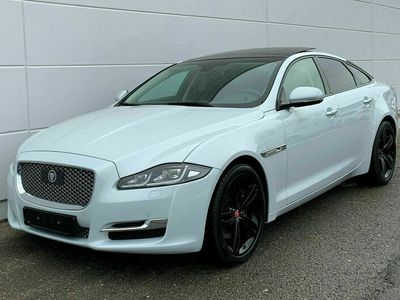 gebraucht Jaguar XJ Luxury 3.0 V6 *PANORAMA*ACC*KEY-ENTRY*KAMERA*