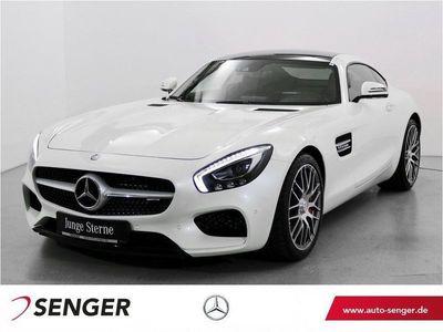 gebraucht Mercedes AMG GT S Comand Burmester Performance-Abgasanl.