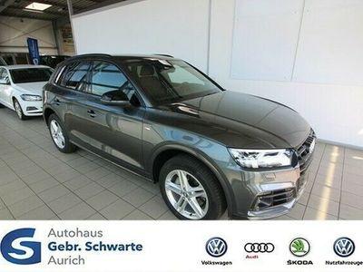 gebraucht Audi Q5 sport 50 TDI quattro 210(286) kW s line
