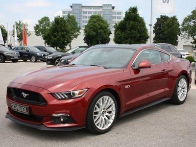 gebraucht Ford Mustang GT Fastback 5.0 - V8 PremiumPaket, 19 Zoll Navi L