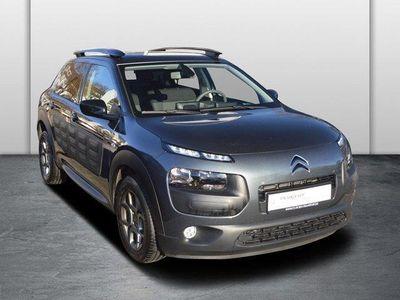 gebraucht Citroën C4 Cactus BlueHDi 100 S&S Shine *NAVI*KAMERA*SITZH.*