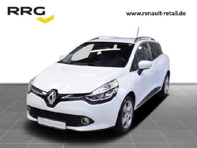 gebraucht Renault Clio GRANDTOUR 4 0.9 TCE 90 ECO² LUXE