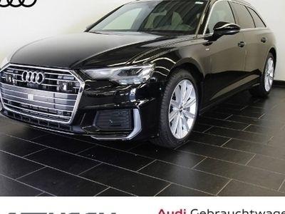 gebraucht Audi A6 Avant 45 3.0 TDI Q S-Line DAB B&O LED Navi