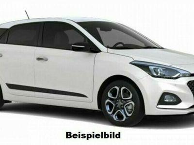 gebraucht Hyundai i20 1.0 T-GDI blue Style Navipaket Abbiegelicht um
