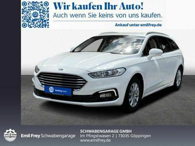 gebraucht Ford Mondeo Turnier 2.0 EcoBlue Business Edition AHK