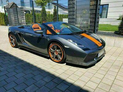 gebraucht Lamborghini Gallardo Spyder E-Gear BF Perf... als Cabrio/Roadster in Pfullendorf