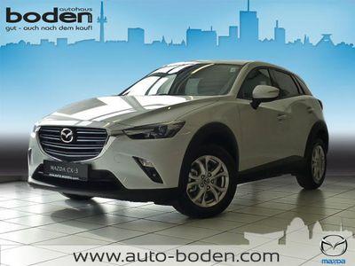 gebraucht Mazda CX-3 SKYACTIV-G 121 EXCLUSIVE-LINE SHZ PDC