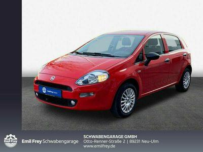 gebraucht Fiat Punto 1.4 8V Start&Stopp*NAVI*KLIMA*BT*