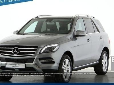 gebraucht Mercedes ML350 CDI 4MATIC PANO LEDER XENON COMMAND NAVI - Leder,Klima,Schiebedach,Xenon,Sitzheizung,Alu,Servo,