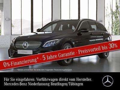 gebraucht Mercedes C300 de T AMG Distr. Rekup. Bremsyst. LED AHK PTS