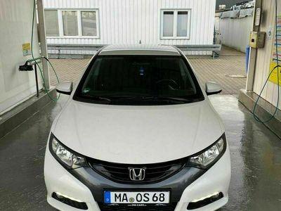 gebraucht Honda Civic 2.2 CDTI **180 PS**