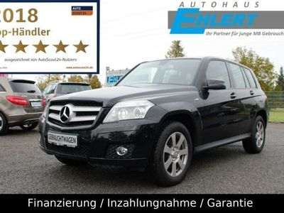 gebraucht Mercedes GLK220 CDI 4M AUTOMATIK*KLIMA*LEDER*PTS*SHZ