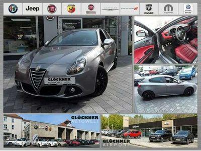 gebraucht Alfa Romeo Giulietta Turismo 1.4 TB QV Sportiva