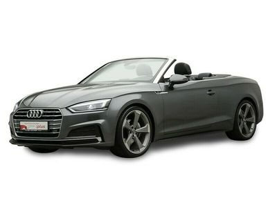 gebraucht Audi A5 Cabriolet 40 TDi sport S-line NaviPlus LED