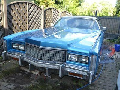 gebraucht Cadillac Eldorado Convertible 8,2L von 1976