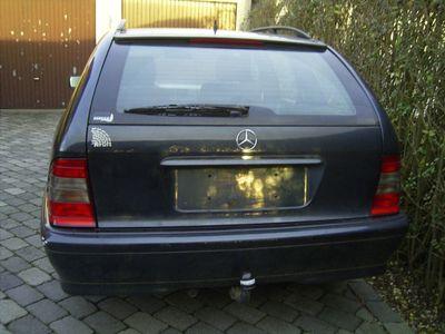 gebraucht Mercedes C180 T Sport